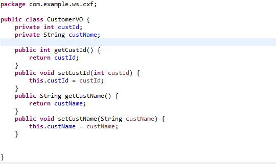Create Web Service Using Jax Ws Jax Ws Tutorial