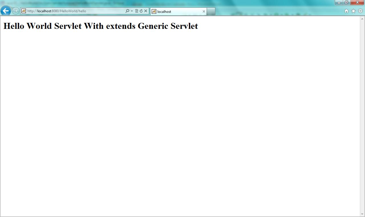 Servlet examples servlets tutorial by wideskills 832 rewrite the servlet written in section 831 using httpservlet approach baditri Gallery